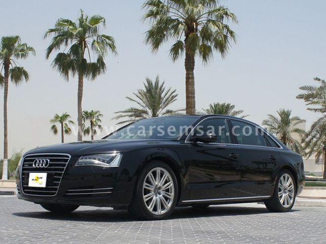 2014 Audi A8 3.0 T Quattro