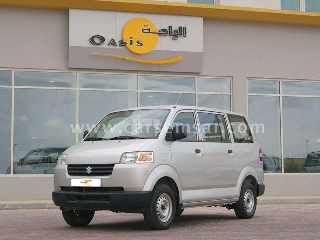 2015 Suzuki APV Van