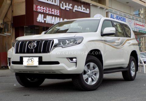 2019 Toyota Prado TXL