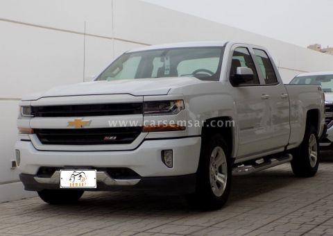 2018 Chevrolet Silverado 1500 Crew Cab LT