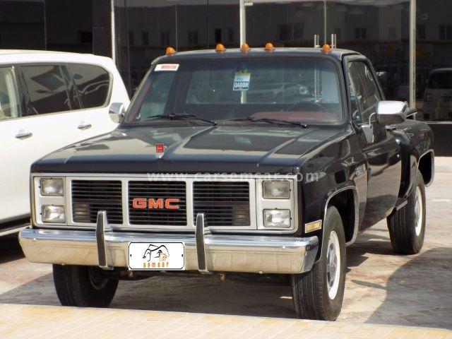 1986 GMC Sierra Classic 2500