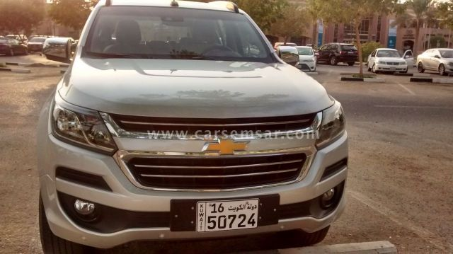 2018 Chevrolet TrailBlazer LTZ