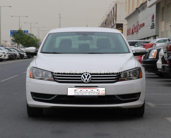 2013 Volkswagen Passat 1.6