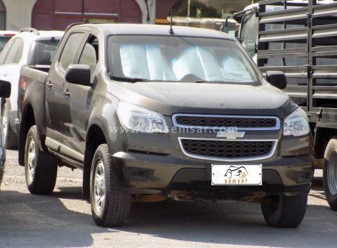 2013 Chevrolet Colorado Crew Cab 4WD LT1