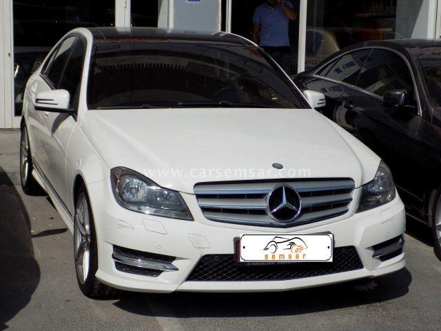 2013 Mercedes-Benz C-Class C 200