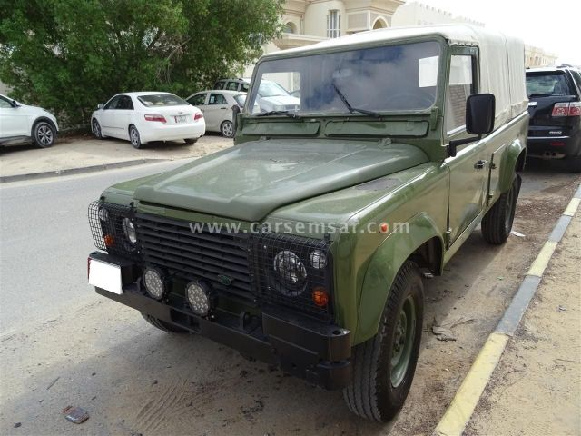 1995 Land Rover Defender 90 Single Cab
