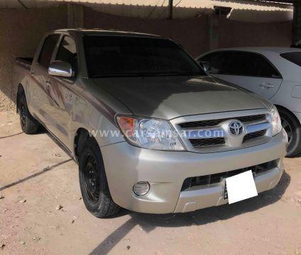 2008 Toyota Hilux 2.7