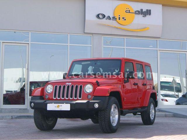 2016 Jeep Wrangler 3.6 Sahara