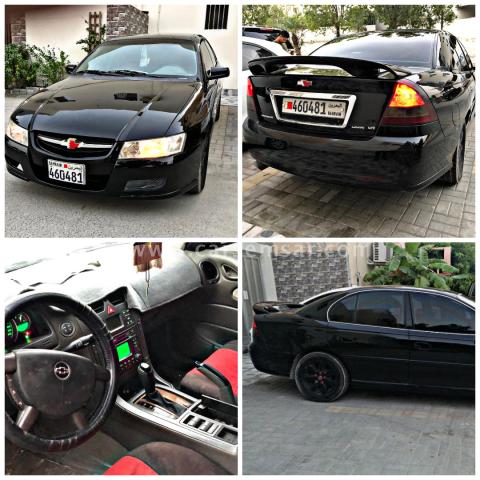 2005 Chevrolet Lumina LS