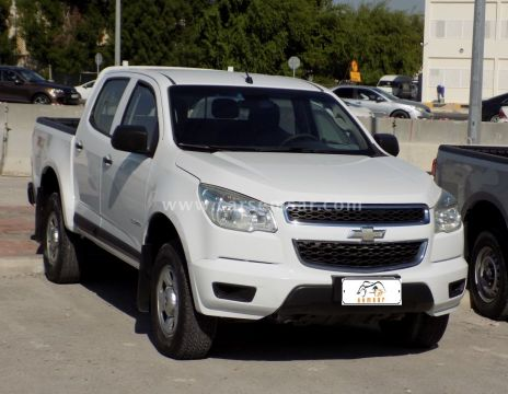 2013 Chevrolet Colorado Crew Cab Z71