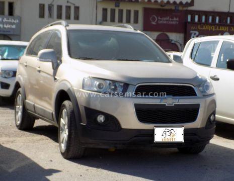 2013 Chevrolet Captiva 2.4 LS