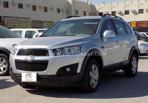 2014 Chevrolet Captiva 2.4 LS