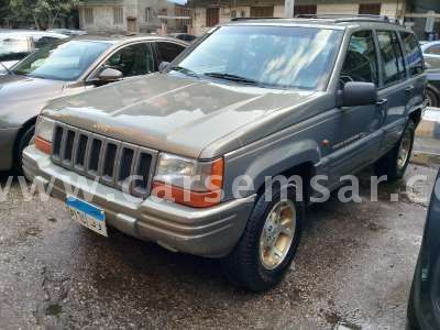 1998 Jeep Grand Cherokee 3.0 CRD