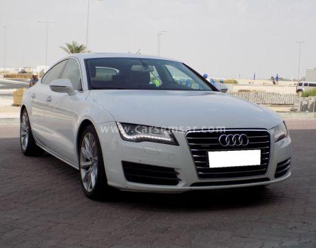 2011 Audi A7 3.0T