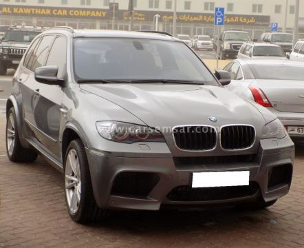 2010 BMW X5 M Power