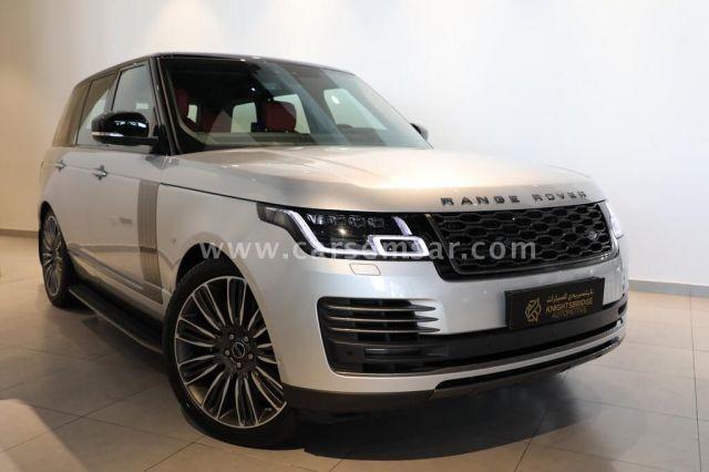 2018 Land Rover Range Rover  Vogue Autobiograhpy