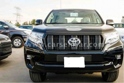 2018 Toyota Prado TXL