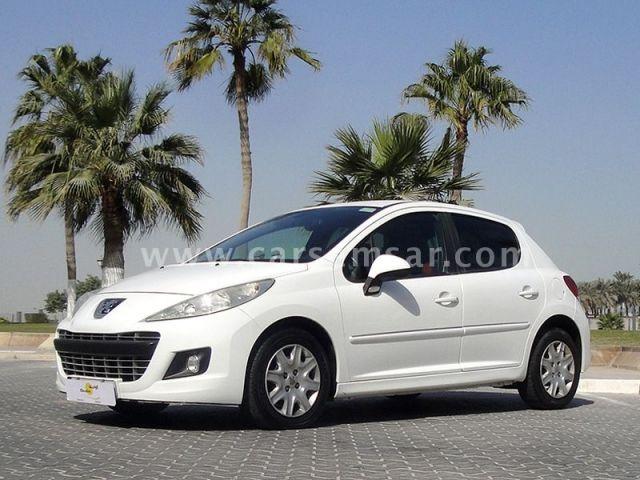 2013 Peugeot 207