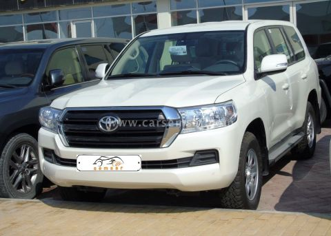 2018 Toyota Land Cruiser GX