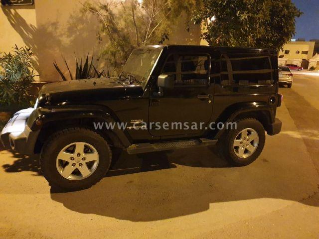 2013 Jeep Wrangler 3.8 Sahara