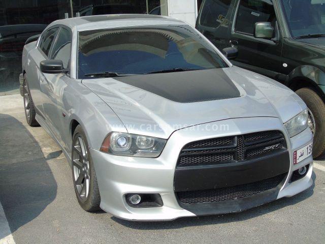 2011 Dodge Charger SRT