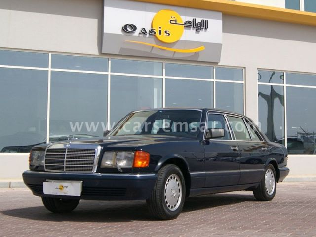 1990 Mercedes-Benz SEL 560