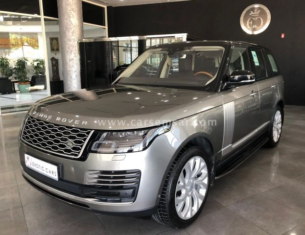 2018 Land Rover Range Rover Vogue Supercharged