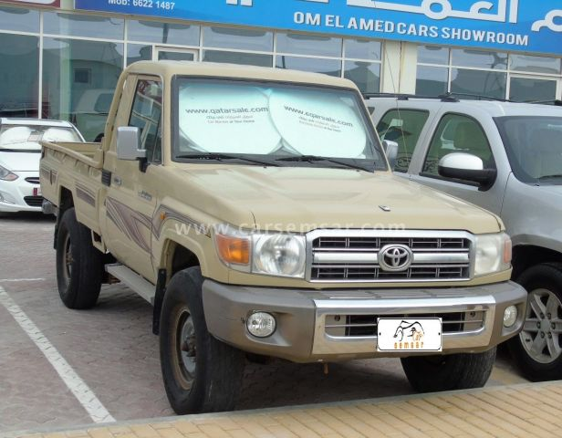 2012 Toyota Land Cruiser Pickup LX
