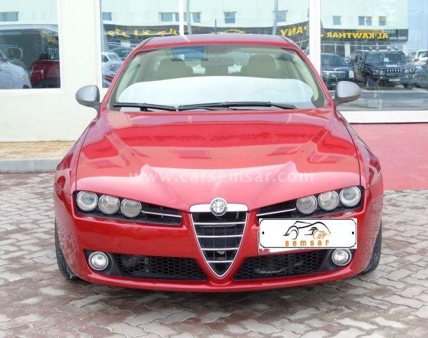 2012 Alfa Romeo 159T JTS
