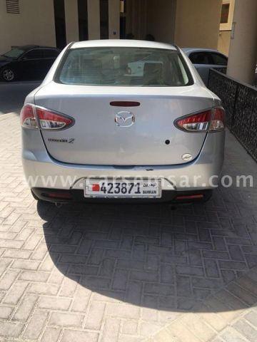 2014 Mazda 2 1.6i