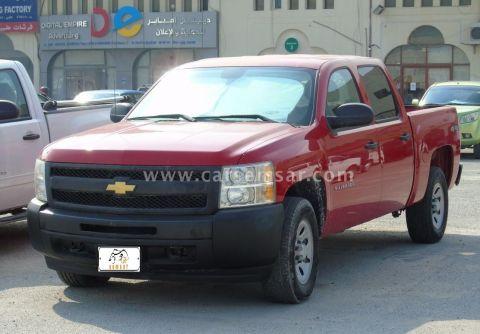 2012 Chevrolet Silverado 1500 Crew Cab