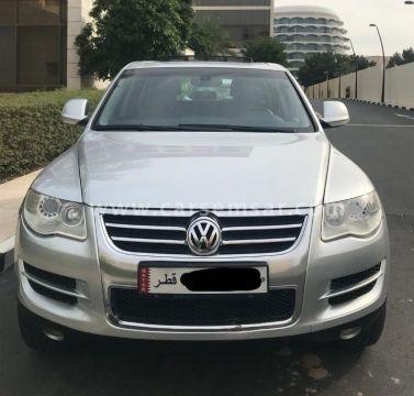 2010 Volkswagen Touareg V6