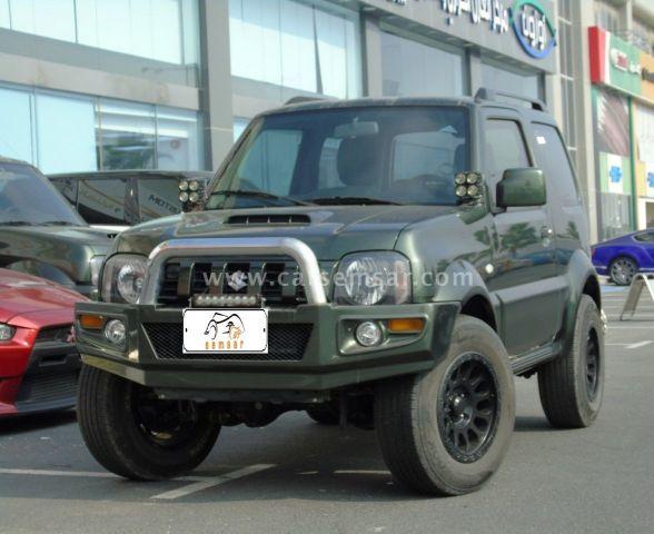 2015 Suzuki Jimny 1.3