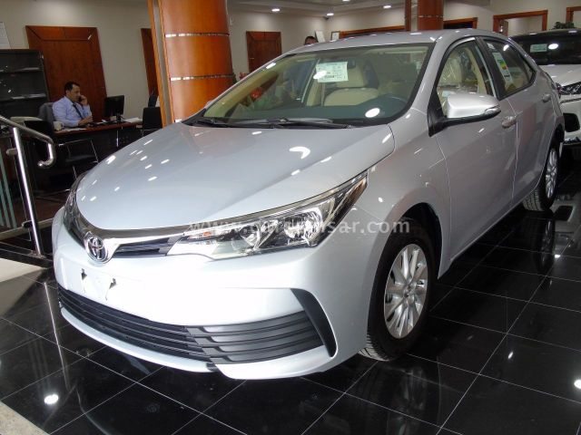 New Toyota Corolla Cars For Sale In Qatar