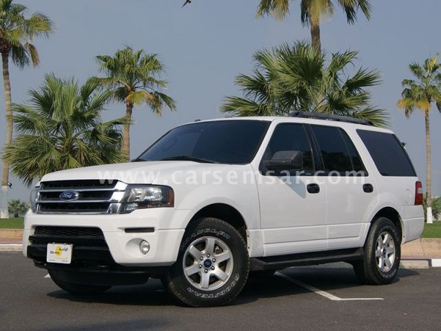 2016 Ford Expedition Q - Edition