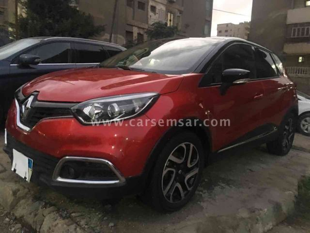 2017 Renault Captur 1.2