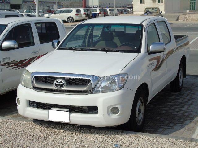 2010 Toyota Hilux 2.7