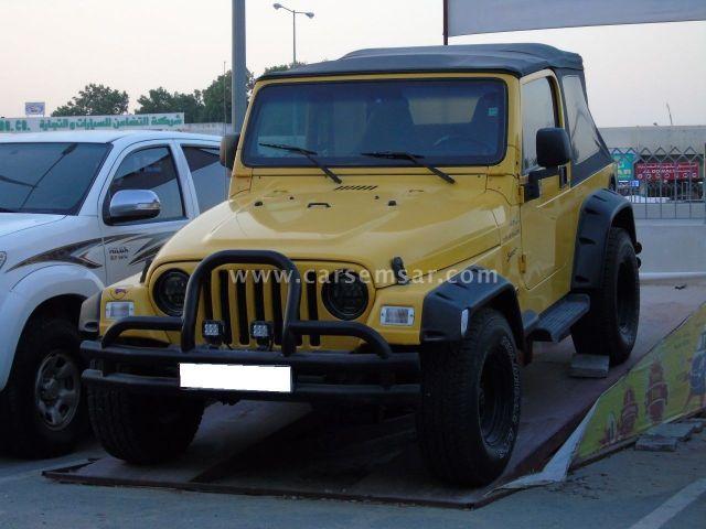 2002 Jeep Wrangler 4.0 Sport