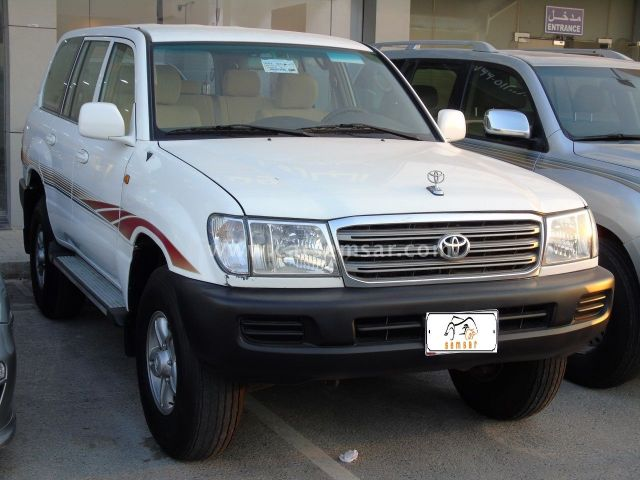 2003 Toyota Land Cruiser GX