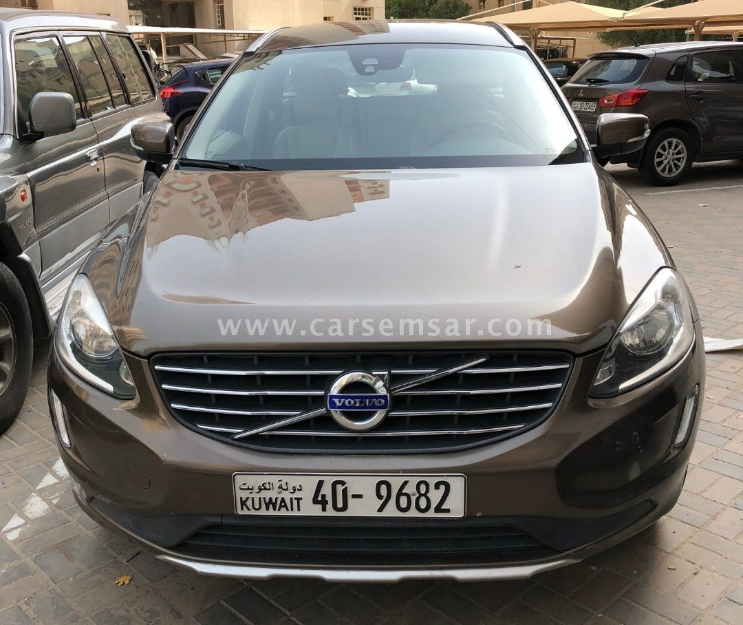 Price Of Volvo Xc60: 2015 Volvo XC60 XC 60 T5 For Sale In Kuwait
