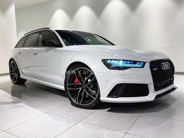 2017 Audi RS6 Quattro