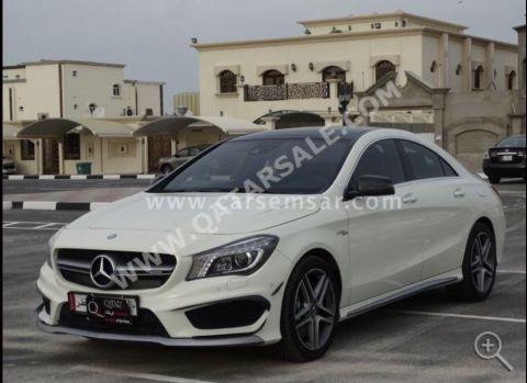 2015 Mercedes-Benz GLA-Class GLA 45