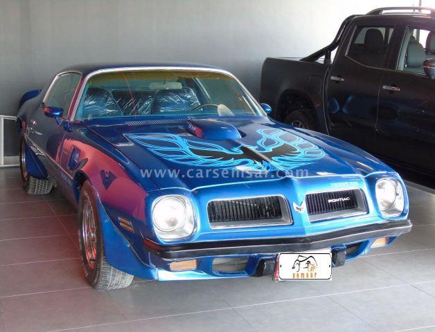 1974 Pontiac Transam