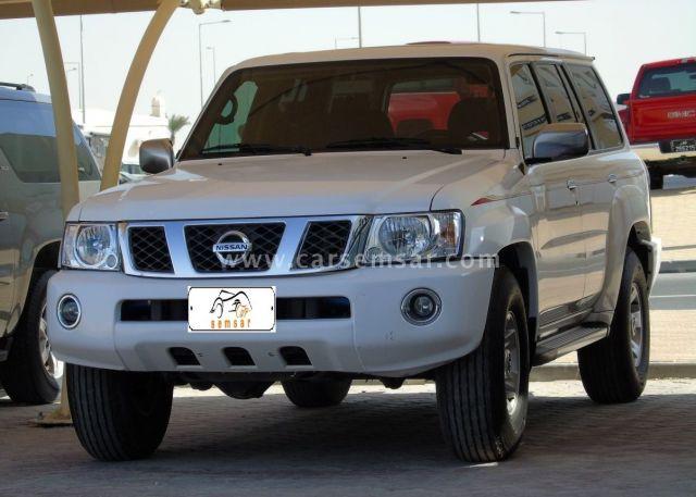 2016 Nissan Patrol  Safari