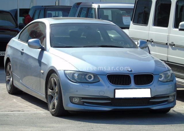 2012 BMW 3-Series 320i Coupe