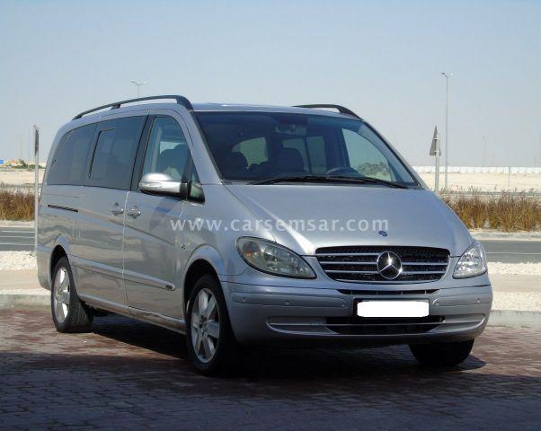 2009 Mercedes-Benz Viano 3.5 Trend
