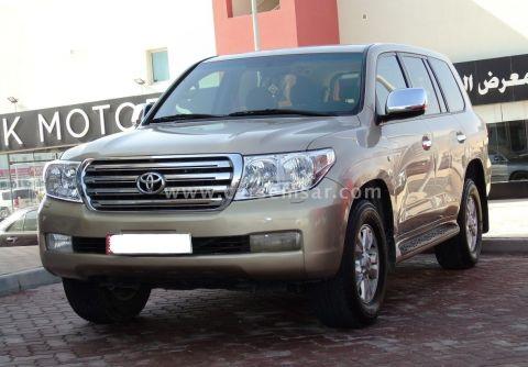2010 Toyota Land Cruiser GXR V8