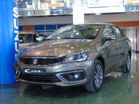 2020 Suzuki Ciaz GLX
