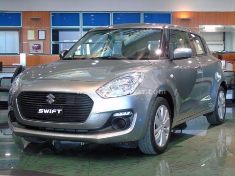 2019 Suzuki Swift Hatchback GL