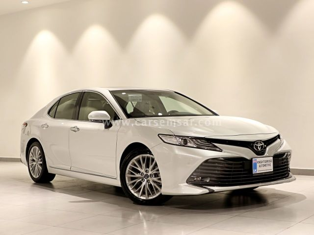 2019 Toyota Camry Limited